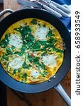 The Spinach Frittata With...