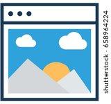 photography web vector icon