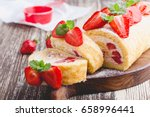 Homemade Strawberry Shortcake...