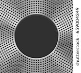 metal technology background... | Shutterstock .eps vector #659004349