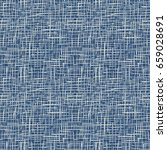 vector seamless pattern.... | Shutterstock .eps vector #659028691