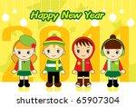 vector | Shutterstock .eps vector #65907304