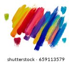 banner  templates with oil and... | Shutterstock .eps vector #659113579