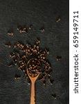 cloves | Shutterstock . vector #659149711