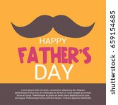 vector illustration of a banner ... | Shutterstock .eps vector #659154685