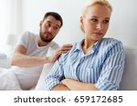 people  relationship... | Shutterstock . vector #659172685