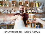 small business  people ... | Shutterstock . vector #659173921