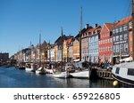 copenhagen  denmark   april 30  ... | Shutterstock . vector #659226805