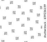 seamless abstract pattern with...   Shutterstock .eps vector #659236159
