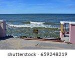 zelenogradsk  russia   02.06... | Shutterstock . vector #659248219