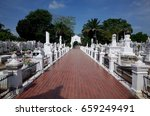 Small photo of Mompox Cemetery, Colombia