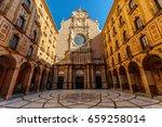 Monastery Montserrat  Barcelon...