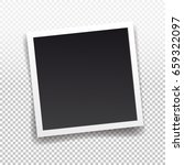 square frame template with...   Shutterstock .eps vector #659322097