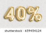 40  off discount promotion sale ... | Shutterstock . vector #659454124