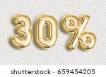 30  off discount promotion sale ... | Shutterstock . vector #659454205