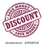 grunge rubber stamp with small... | Shutterstock .eps vector #65948518