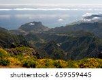 Beautiful Mountain Landscape O...
