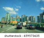 kuala lumpur  malaysia  14 jun... | Shutterstock . vector #659573635