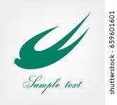 swallow | Shutterstock .eps vector #659601601