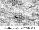 black and white vintage grunge... | Shutterstock . vector #659602531