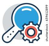 optimization vector icon   Shutterstock .eps vector #659612899