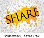 share word cloud  technology...   Shutterstock . vector #659656759