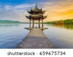 The beautiful scenery of Hangzhou, West Lake