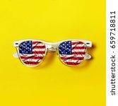 people  patriotism  national... | Shutterstock . vector #659718811