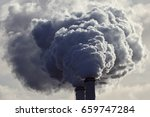 Air Pollution From Power Plant...