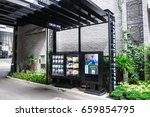 bangkok  thailand   june 14  ...   Shutterstock . vector #659854795