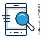browsing vector icon