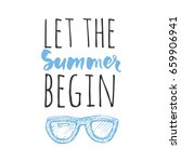 vector illustration. let the... | Shutterstock .eps vector #659906941