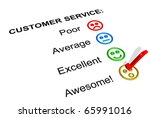 Customer Service Feedback Form...