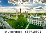 Panorama Of Cambridge And Kings ...