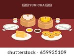 Illustration Vector Of Chinese...