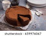 Flourless Chocolate And...