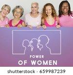 international women's day... | Shutterstock . vector #659987239