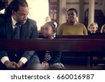 church people believe faith... | Shutterstock . vector #660016987
