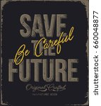 slogan vector print.for t shirt ... | Shutterstock .eps vector #660048877