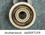 car part and air conditioner... | Shutterstock . vector #660097159