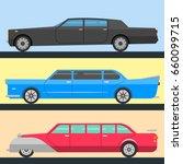detailed vector luxury...   Shutterstock .eps vector #660099715