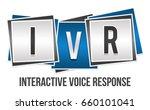 ivr   interactive voice... | Shutterstock . vector #660101041