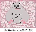 toy bear | Shutterstock .eps vector #66015193