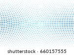 light blue vector pattern of... | Shutterstock .eps vector #660157555