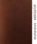 brown leather texture | Shutterstock . vector #660226729