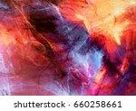 bright multicolor beautiful...   Shutterstock . vector #660258661