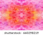 Abstract  Pink Magenta Orange...