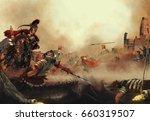 Roman Battle