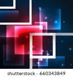 dark background design with... | Shutterstock .eps vector #660343849