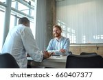 photo of a handsome business... | Shutterstock . vector #660407377